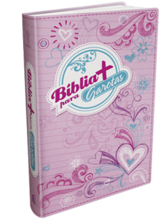 Bíblia + Para Garotas (Rosa)