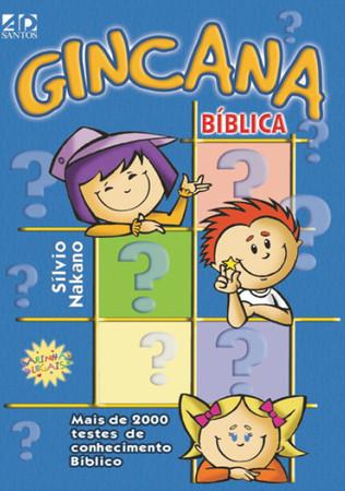 Gincana Bíblica - Silvio Nakano
