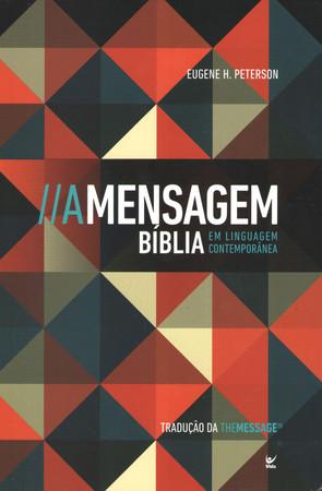Bíblia A Mensagem - Mosaico