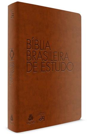Bíblia Brasileira de Estudo (Marrom)