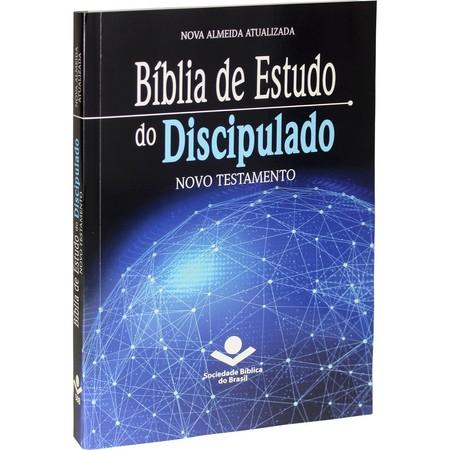 Bíblia de Estudo do Discipulado (Novo Testamento)