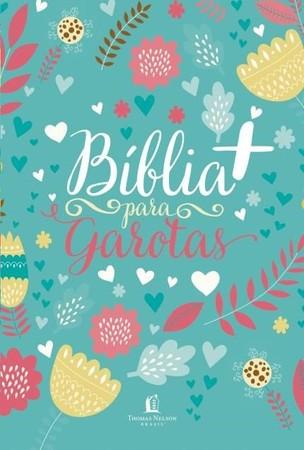 Bíblia + Para Garotas - Capa Tecido