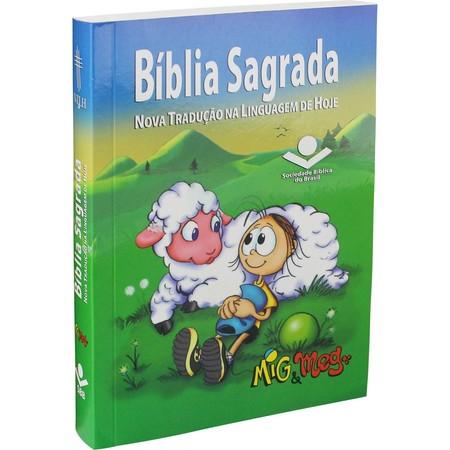 Bíblia Mig e Meg