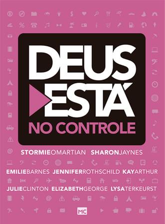 Deus Está no Controle (edição bolso) - Stormie Omartian