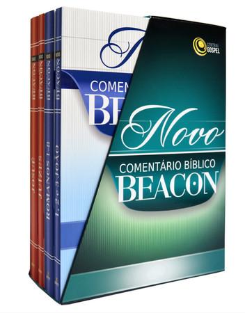 Novo Comentário Bíblico Beacon - 4 volumes (Parte 3)