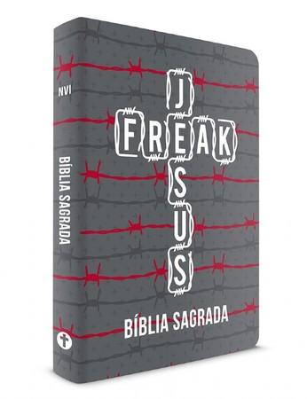 Bíblia Jesus Freak (Capa Freak)