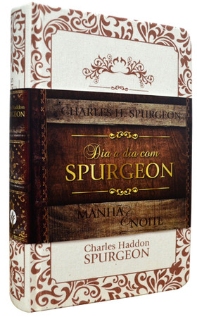 Dia a Dia com Spurgeon (Capa Linho - Luxo)