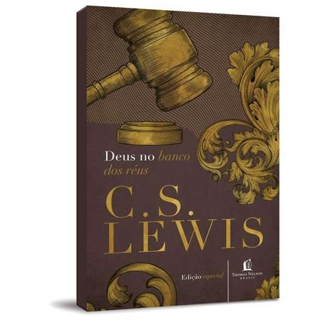 Deus No Banco Dos Réus - C. S. Lewis