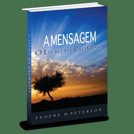 O Livro da Promessa - Série a Mensagem - Edição de Bolso - Eugene Peterson