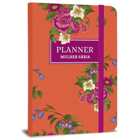 Planner - Mulher Sábia (Laranja) - Agenda