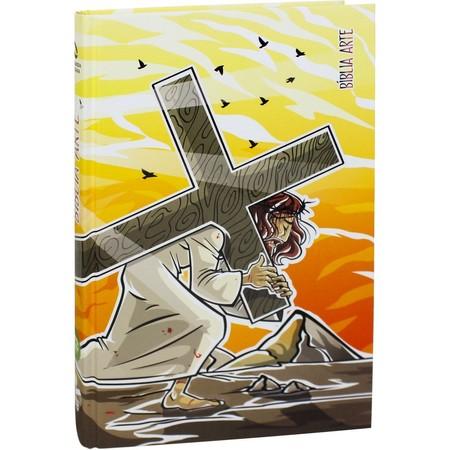 Bíblia Arte - Capa Sacrifício