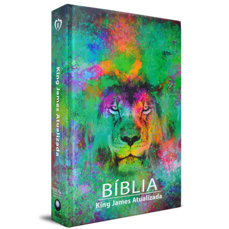 Bíblia King James Atualizada - KJA  (Leão Color)