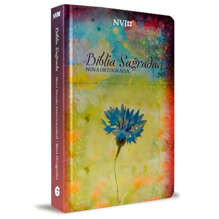 Bíblia NVI - Gigante (Capa Luxo Especial)