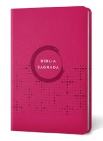 Bíblia NVI - Media - Luxo Pink
