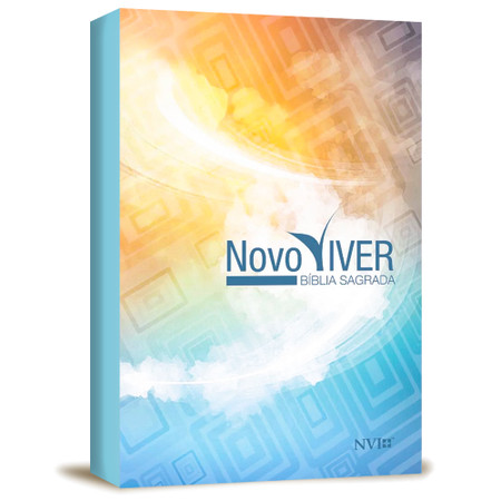 Bíblia de Estudo Novo Viver - Capa Brochura (NVI)