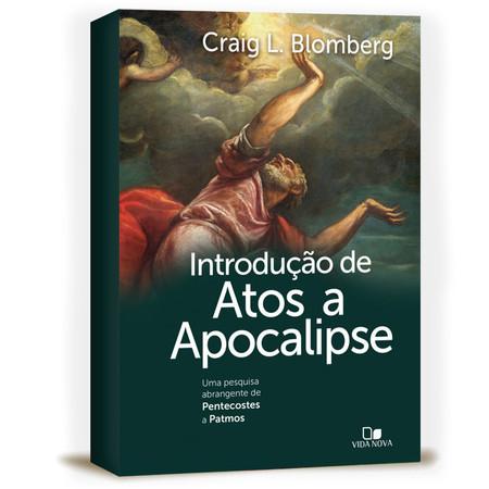 Introdução de Atos a Apocalipse - Craig L. Blomberg