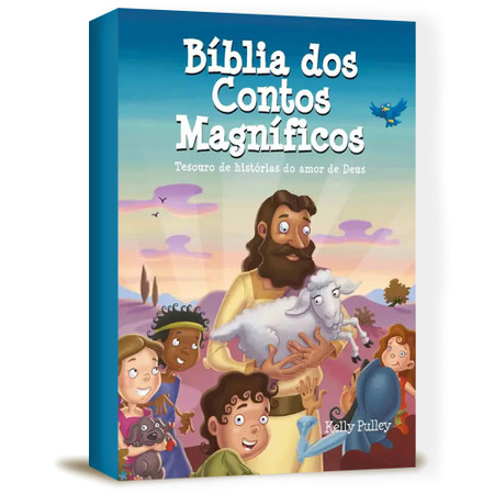Bíblia dos Contos Magníficos - Kelly Pulley