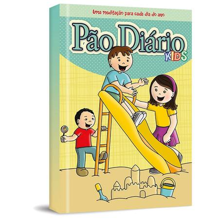 Pão Diário Kids (Capa Brochura) - Pão Diário