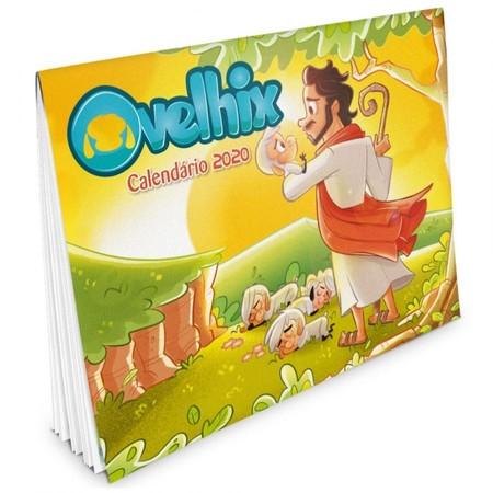 Calendário Ovelhix 2020