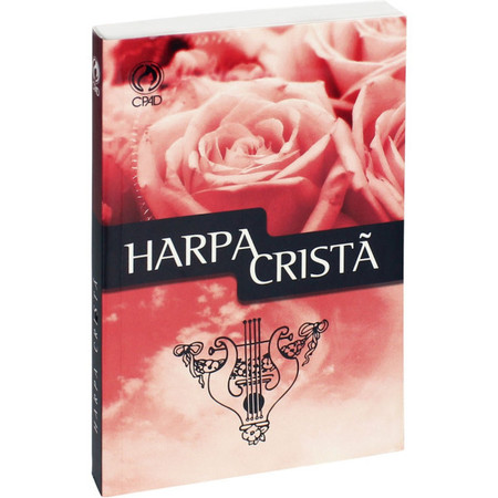 Harpa Cristã Média (Rosas)