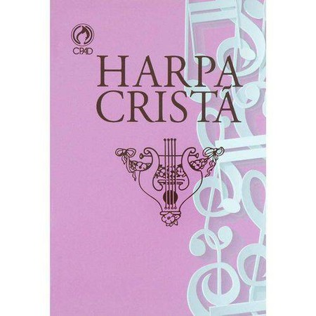 Harpa Cristã Grande (Rosa)