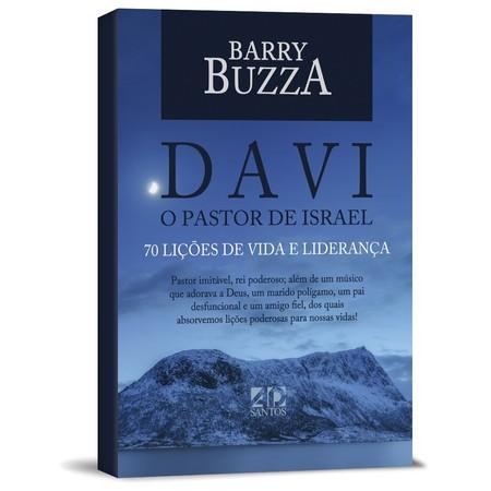 Davi: O Pastor de Israel - Barry Buzza