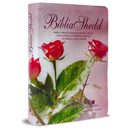 Bíblia Shedd (Capa Feminina)