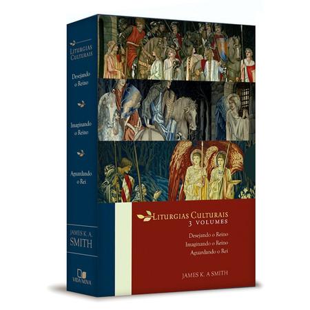 Box - Liturgias culturais - James K. A. Smith