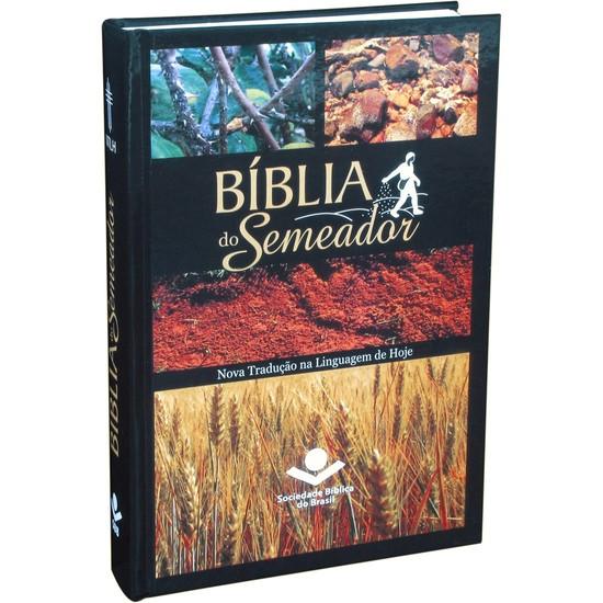 Bíblia do Semeador (Capa dura ilustrada)