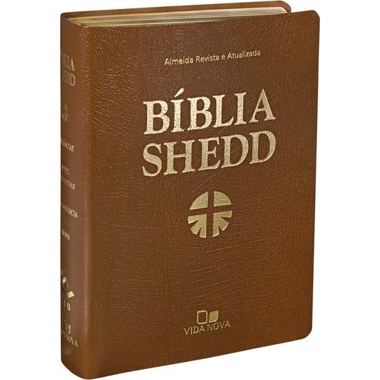 Bíblia Shedd (Marrom)