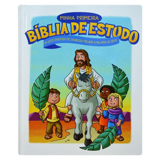 Minha Primeira Bíblia de Estudo