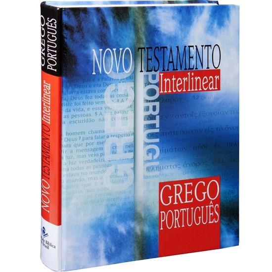 Novo Testamento Interlinear Grego - Português