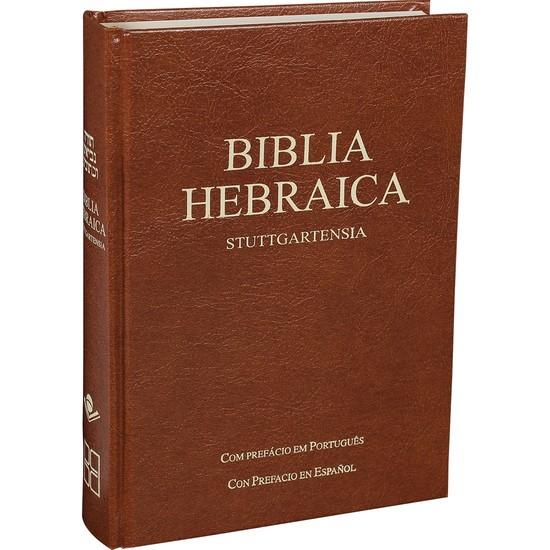 Bíblia Hebraica - Stuttgartensia