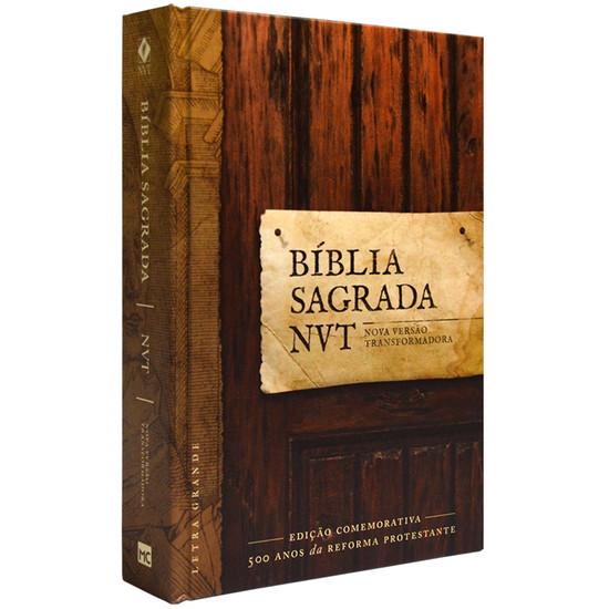 Bíblia Sagrada NVT (Capa Dura Especial)