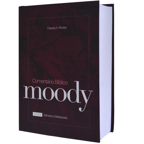 Comentário Bíblico Moody - Gênesis à Malaquias - Vol 1