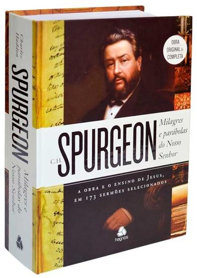 Milagres e parábolas do Nosso Senhor | Charles Spurgeon