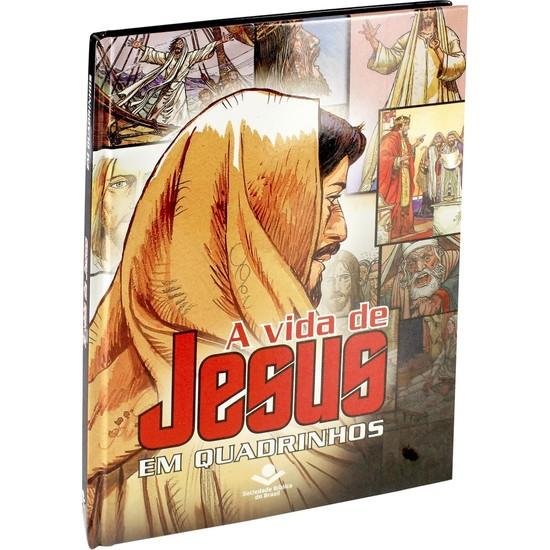 A Vida de Jesus em Quadrinhos
