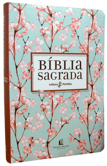 Bíblia NVI Leitura Perfeita - Capa Cerejeira