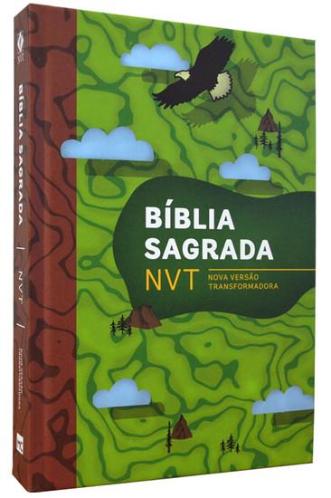 Bíblia NVT - Aventura (capa dura)