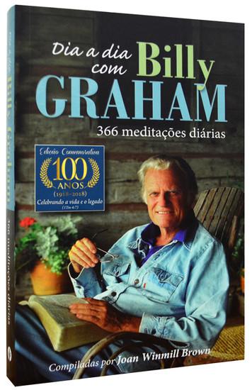 Dia a Dia com Billy Graham - 366 meditações diárias (Brochura)