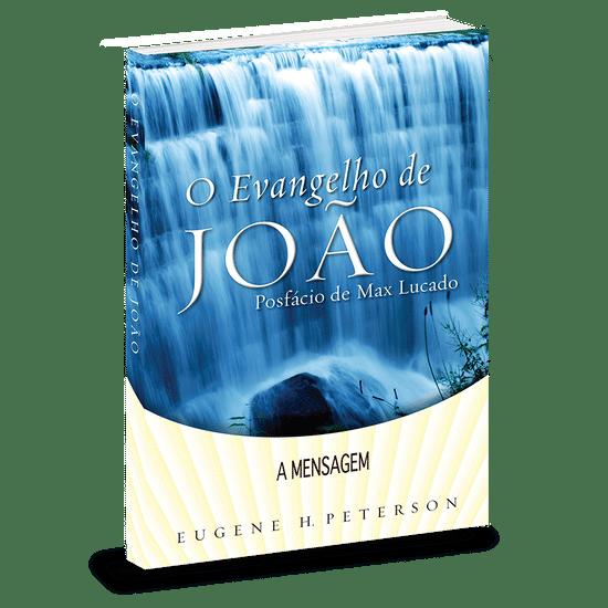 O Evangelho de João - Série a Mensagem - Edição de Bolso - Eugene Peterson