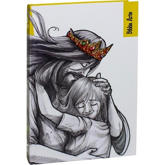 Bíblia Arte - Capa Abraço