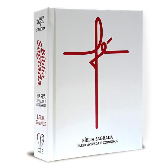 Bíblia Fé Média (Capa Branca)