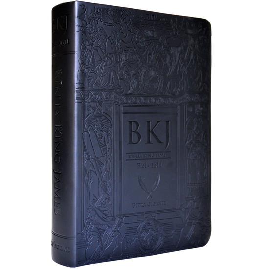Bíblia King James 1611 (Letra Ultra Gigante - Preta)