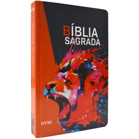 Bíblia NVI Jovem - Leão
