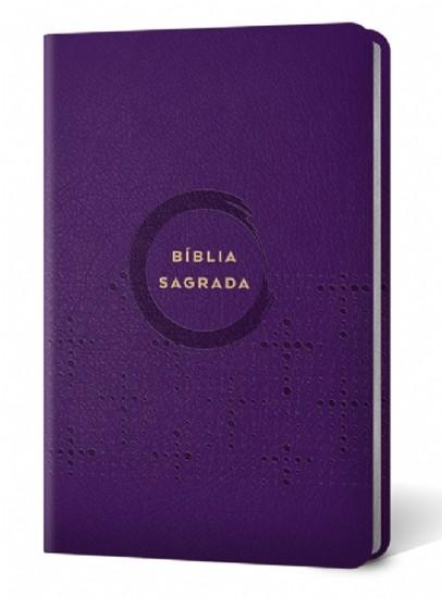 Bíblia NVI - Media - Luxo Violeta