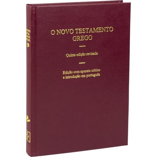 Novo Testamento Grego - 5° Edição Revisada