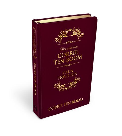 Dia a Dia com Corrie Ten Boom - Cada Novo Dia (Capa Luxo) - Corrie Ten Boom