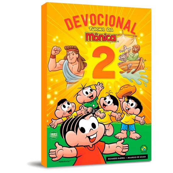 Devocional Turma da Mônica 2 - Richarde Guerra e Mauricio de Sousa