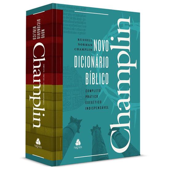 Novo Dicionário Bíblico Champlin - R. N Champlin